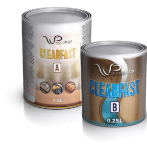 clearfast 650ml kit